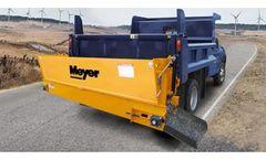 Meyer - Cross Conveyor Dump Truck Spreader