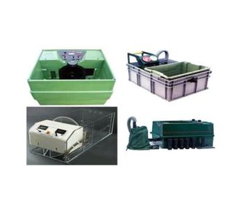 High-Precision, Automatic Fish Egg Sorters and Counters