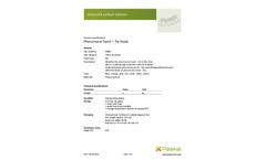 Paskal - Model 1320 - Pheromone Twist – Tie Hook Brochure