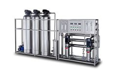 EcoPura - Model 12500GPD - Reverse Osmosis Water Plant
