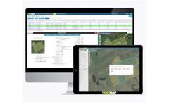 GPS Display Unit Firmware Software for Vineyard Management