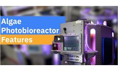 Photobioreactor (PBR) Features