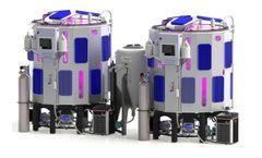 Industrial Plankton - Model PBR 2500L - Dual Algae Photobioreactor