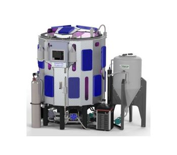 Industrial Plankton - Model PBR 1250L - Algae Photobioreactor