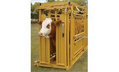 Tuff - Self Catch Cattle Head Gate