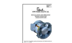 Model 740548 - Axial Fans Brochure