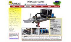 AgriNomix - Mobile Plug Fixer - Brochure