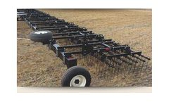 Gates - Light Tine Organic Harrow