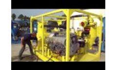 Triton 1500 Air-Start Diesel Vacuum System Operation Instructions Video