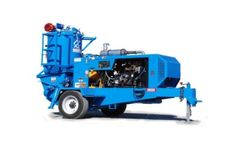 Triton - Model Kraken 70 Series - Vacuum / Variable Speed Discharge