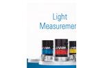 Light Measurement Brochure