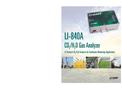 LI-840A Brochure