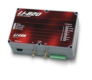 LI-COR - Model LI-820 - CO2 Gas Analyzer