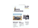 Bench Industries - Mobile Grain and Seed Cleaners Brochure