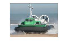 Beasac IV Hovercraft Platform