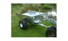Model TF317 - Dump ATV Trailer