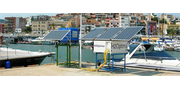 Solar Powered Water Purification Unit
