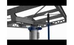 Sentinel Solar: Sentry Dual Axis Tracker Video