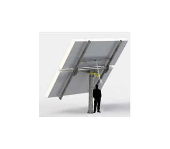 Arzon Solar - Model uM2 - Solar Power Generator