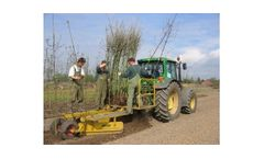 Damcon - Model PL-30 – 90 - Tree Planting Machine