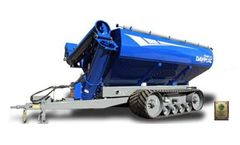 Davimac - Track Chaser Bin