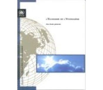 """L""""Economie de L""""Hydrogene : Une etude generale"""