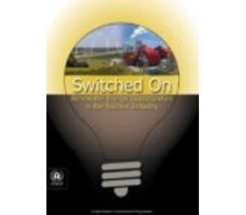 Switched On : Renewable Energy Opportunities in the Tourism Industry