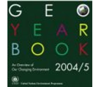 GEO Year Book 2004/5 NOW AVAILABLE AT HALF PRICE (WAS 20 USD)
