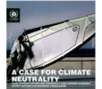 A Case for Climate Neutrality, Case Studies on Moving Towards a Low Carbon Economy