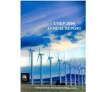 UNEP 2008 Annual Report
