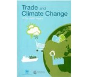 Trade and Climate Change WTO-UNEP Report