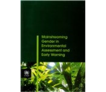 Mainstreaming Gender in Environmental Assessment and Early Warning