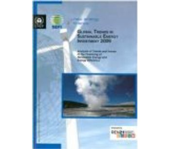 Global Trends in Sustainable Energy Investment 2009 Report