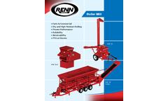 Renn - Model RMC - Roller Mills Brochure