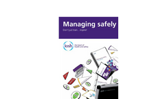 Managing Safely Course - Brochure