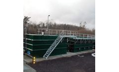 Pollution Control - Model Eco SAF - Wastewater Treatment System
