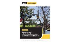 GMT Equipment Product Brochure (Deutsch)