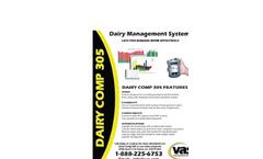 DairyComp - Dairy Management Software Brochure