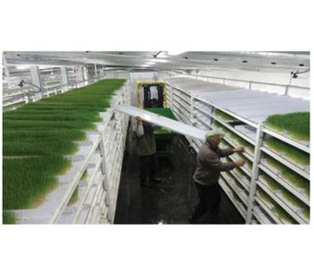 FodderPro - Model 3.0- 750 lbs. - Commercial Feed Module Systems