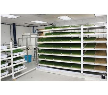 FodderPro - Model 3.0 - 375 lbs. - Commercial Feed Module Systems