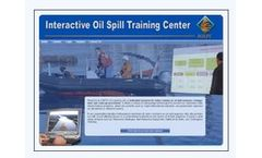 IOSTC - Version Web Access - Basics of Oil Spill Response Training Program Could Software