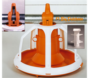 Augermatic & Male Pan Feeder System
