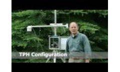 Temperature Pressure Humidity Sensor Configuration - Video