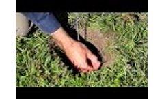 TSSP-1 Thermistor Installation in Soil - Video