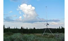 Weather stations for  forestry applications