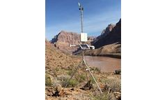 Weather stations for fugitive dust applications