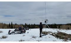 Weather stations for mountain applications