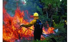 Weather stations for wildfire applications