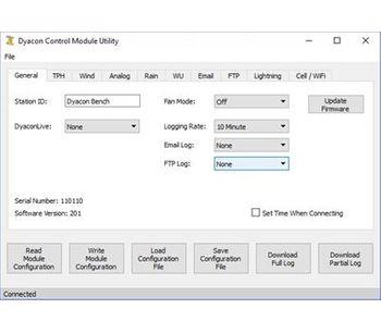 Dyacon - CM Utility Free Configuration Utility Software