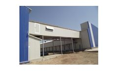 Sperotto - Cage Breeding Poultry Houses